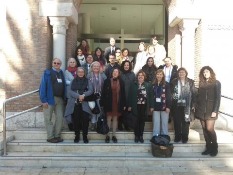 Participants of the ICIATC Conference